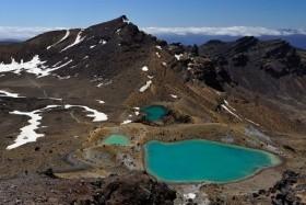NOVÝ ZÉLAND KOMFORTNĚJI - Přírodní krásy země Maorů