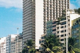 Hotel Rio Othon Palace, Rio De Janeiro