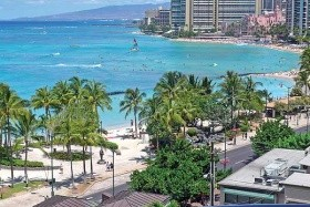 Hyatt Regency Waikiki, Waikiki Beach Oahu