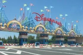 Disneyland a Asterix park s koupáním v Amberku