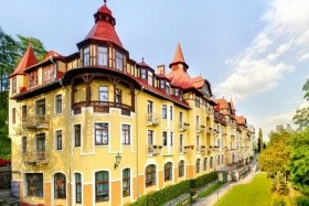 Hotel Grandhotel Praha, Tatranská Lomnica