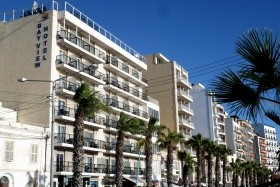 St Bayview Hotel & Appartements