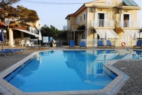Apartmány Panagiotis I. A Ii.