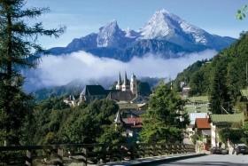 Salcburk, Berchtesgaden a solná komora