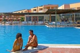 Rethymno Village - Economy