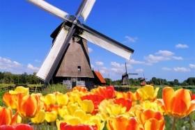 Velikonoční Holandsko
