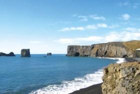 Islandská pohlednice - letecké víkendy