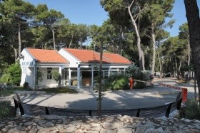 Biograd Na Moru - Park Soline (Mobilní Dům)