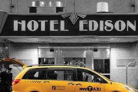Edison Hotel Nyc, New York