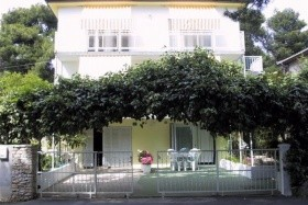 Apartmány Zea