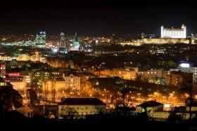 Předvánoční Bratislava