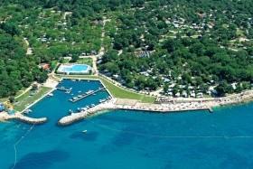 Kemp Zelena Laguna (Karavany), Poreč, Chorvatsko