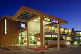 Brela / Hotel Marina