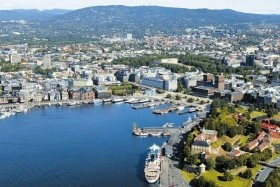 Fly And Sleep - Oslo - Anker Apartment