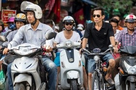Krásy severního a středního Vietnamu