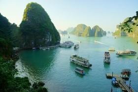 Jihovýchodní Asie: Thajsko, Kambodža, Vietnam