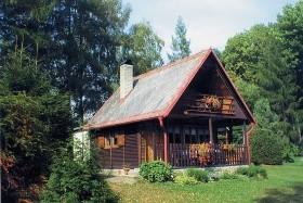 Chata Janovice U Kravař, Osada Velika