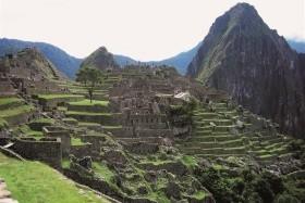 Velký okruh říší Inků