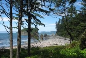 Pacifické pobřeží USA a Kanady- Národní parky a rezervace od Los Angeles po Vancouver