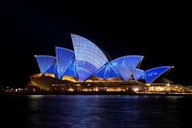 Krásy Austrálie a Fidži