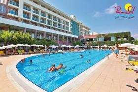 Primasol Telatiye Resort - Rodinný Pokoj