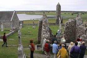 Irsko - smaragdový ostrov - letecky