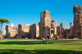 Řím a Tivoli – z běžného života Římanů a jejich dovolené…