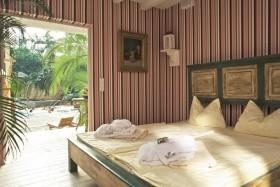 Tropical Islands - pokoje, stany, apartmány