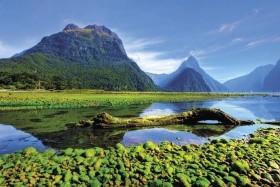 Největší krásy Nového Zélandu