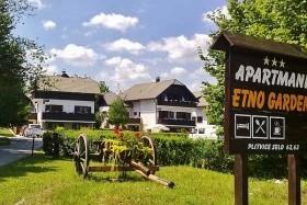 Etno Garden Sobe - Plitvička Jezera