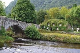 Neobjevený Wales - země hradů, údolí a hor