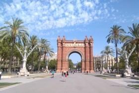Barcelona - more, hory, turistika