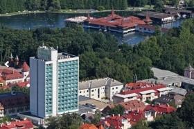 Last Minute Hevíz - Hotel Panorama*** S Autobusovou Dopravou