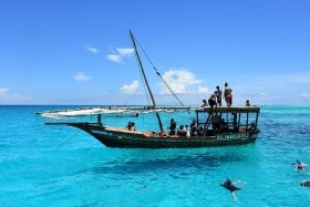 Keňa - Tanzanie - Zanzibar - Safari vkomfortním balení!