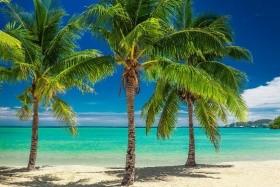 Melanésie a Polynésie - Fidži, Tonga a Cookovy ostrovy - Ostrovy pod Jižním křížem