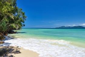 Borneo - Brunej - Výstup na Mt. Kinabalu a tropické pláže