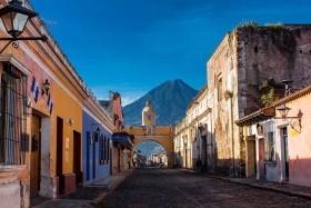 Mexiko - Belize - Honduras - Guatemala - Říše Mayů a pláže Karibiku