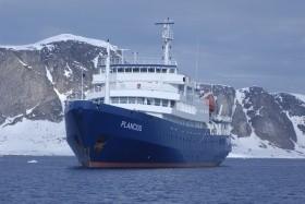 Východní Grónsko - Aurora Borealis