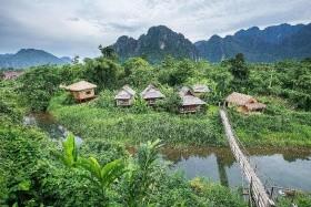 Thajsko - Barma (Myanmar) - Laos - Památky, příroda i pláže
