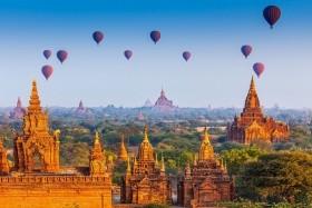 Barma (Myanmar) - Zlatá země kontrastů a buddhistických tradic