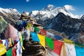 Nepál - Everest Base Camp trek - Trek do základního tábora