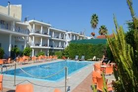 Program 55+ - Hotel Eleni*** (Epirus - Ammoudia) - Letadlo