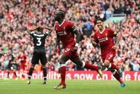 Liverpool - Swansea City
