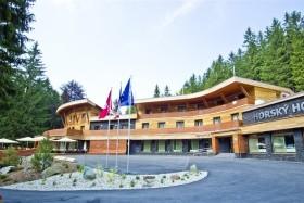 Horský Hotel Čeladenka - Letní Dovolená