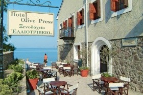 Olive Press Hotel And Studios