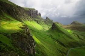 Škótsko, New Castle upon Tyne, Melrose Abbey, Edinburgh, Stirling, Pitlochry, Inverness, Cawdor, Loch Ness, Glasgow