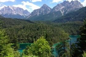 Alpy čtyř zemí s Horským Expresem
