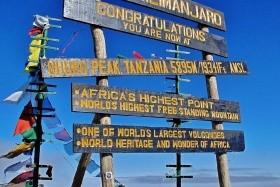 Hory a safari Keni a Tanzánie s výstupem na Kilimandžáro