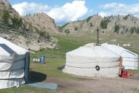 Tady je Čingischánovo | Poznávací zájezd Mongolsko