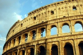Rím letecky